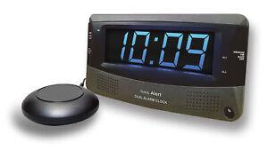 Sonic Alert large Display Dual Alarm Clock