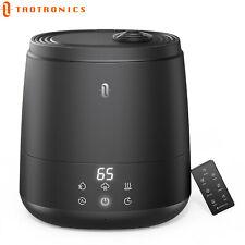 TaoTronics 6L Warm and Cool Mist Ultrasonic Humidifier,Top Fill,Remote control