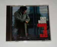 2001 Gary Moore Enough of The Blues PROMO CD SINGLE FREE SHIPPING