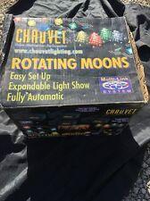 chauvet rotating moons ch 208sh Dj Equipment Band Stage Equipment