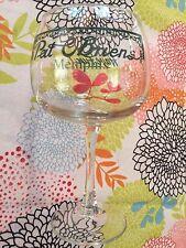 Pat Obrien's Glass Memphis