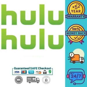 Hulu No Ads Best Streaming Premium 5 Years Warranty Fast Shipping Auto Renew