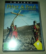 Empires  Peter and Paul The Christian Revolution RARE R4 BRAND NEW SEALED BBC