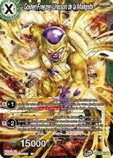 VF Ralliement de l/'Univers 7 ♦Dragon Ball Super♦ Freezer DB1-031 SR