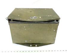 Vintage Military Transmitter Control C-1658/GTW-2 ASSY Unit USAF NEMS-CLARKE