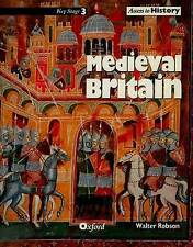 Medieval Britain (Access to History)-ExLibrary