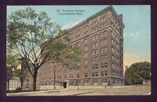 1913 FURNITURE TEMPLE Grand Rapids MICHIGAN Vintage POSTCARD