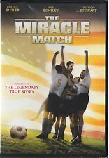 The Miracle Match (DVD, 2006) BRAND NEW  ,   SOCCER