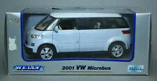 1:24 WELLY Microbus VOLKSWAGEN 2001