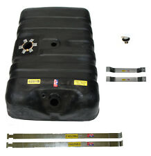 1978-1979 Ford Bronco New Plastic Gas Tank Kit 25 Gallon with EMS Hole