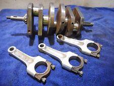 Triumph Trident Crankshaft & Con Rods