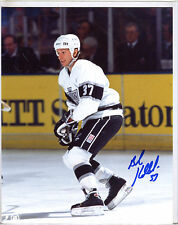 Autographed Signed Bob Kudelski Kings Photo jh8x10