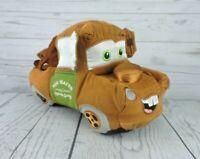 "Disney Store Towmater Plush 10"" Stuffed Toy Cars Pixar Gift Lovey Loose Tow Bar"