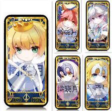 Anime Fate Grand orden Teléfono Estuche Cubierta para iPhone 6s 7 8 Plus X & vivo X20 21 9