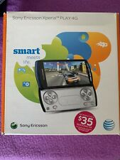 Sony Ericsson Xperia Play 4G Stealth Blue R800at