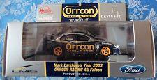 Classic Carlectables Mark Larkham Orrcon Falcon 2003