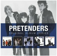 Pretenders ORIGINAL ALBUM SERIES Learning To Crawls GET CLOSE New Sealed 5 CD