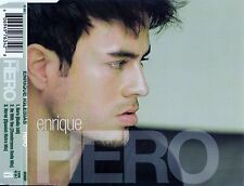 ENRIQUE IGLESIAS : HERO / 3 TRACK-CD - TOP-ZUSTAND