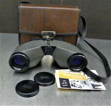 Vintage Bushnell Rare Range Master 7x35 Binoculars Wide Field