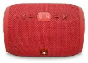 JBL CHARGE 3 Bluetooth Portable Speaker ( Red )-97a
