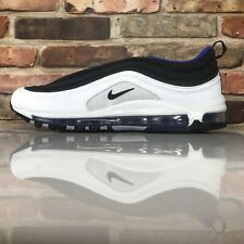 new style ed7a2 070de Nike Air Max 97 Mens Sz 10.5 PERSIAN VIOLET WHITE BLACK PURPLE SILVER  921826-103