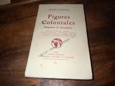 1931.Figures coloniales (Rimbaud.Theviotte.Ceylan.Menelik).Dehérain
