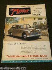 MOTOR MAGAZINE - NOV 30 1949 - THE CITROEN SIX