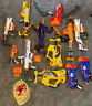 Hefty And Powerful Nerf Gun Lot Including Bullets