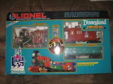 Lionel 8-81007 Disney Disneyland 35TH Mickey Mouse G-Scale Set NIB