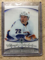 16-17 UD Upper Deck Ultimate RC Rookies Introductions #88 ANTHONY BEAUVILLIER