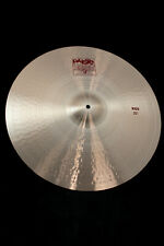 Paiste 1061622 2002 Classic 22'' Ride Cymbal - Excellent Used Condition