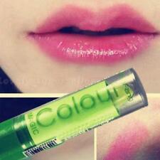 Popular Waterproof Change Color Lipstick Fruit Flavour Moisture Shimmer LipCream
