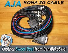 AJA Kona 3G Breakout Cable AJA 103226 for Kona 3G Card