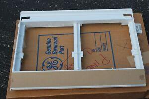 GE Refrigerator Crisper Frame WR32X1388 Genuine OEM NEW