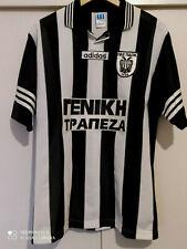 PAOK Thessaloniki 1997/98 adidas (L) Football Shirt Official Soccer Jersey