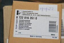 BOSCH JUNKERS 87228162610 IONISATIONSELEKTRODE ELEKTRODE ZÜNDELEKTRODE NEU