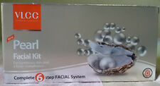 VLCC HERBALS PEARL SINGLE FACIAL KIT FOR LUMINOUS AND FAIRER COMPLEXION SET OF 6