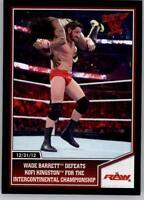 2013 Best of WWE #74 Wade Barrett