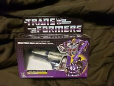 Transformers G1 Reissue Triple Changers Astrotrain  NEW!!!