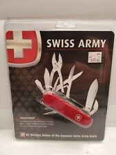 Wenger Tradesman Swiss Army knife- retired, new in package  #16703