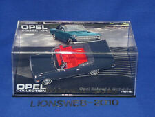 Opel Collection 1:43 - Opel Rekord A Cabriolet 1963-1965 in Box