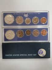 MS0567MMU US MINT 5 COIN SET 1967 MIXED METAL UNCIRCULATED OGP FREE SHIPPING!!!