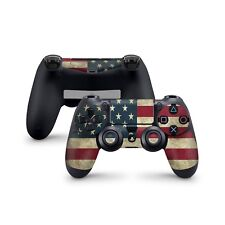 American Flag Skin For Sony Playstation 4 Dualshock Wireless Controller PS4