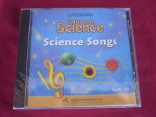 Houghton Mifflin California Science Songs Audio CD NEW 9780618747641