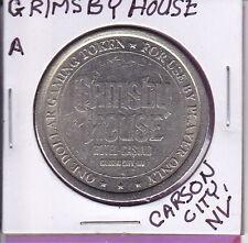 Casino $1 Token Chip - Ormsby House - Carson City, Nevada Closed 2001 Obsolete
