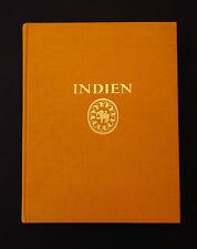 Indien  Baukunst Landschaft  Ernst  Wasmuth  Berlin  1928  Fotobuch  photobook