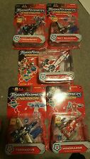 Transformers Energon SUPERION Maximus powerlinx RID RARE ALL 5 NEW CARDED BOXED