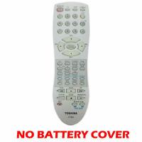 Original Toshiba TV Remote Control for 32A14 (No Cover)