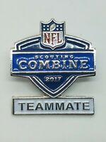 RARE 2017 Scouting Combine Teammate pin
