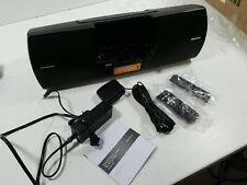 SiriusXM SXSD2 Portable Speaker Dock Audio System (Black)